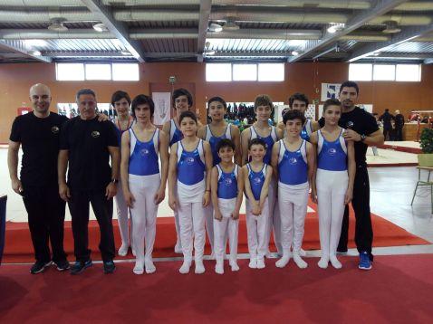 Club Gimnástico Las Rozas GAM