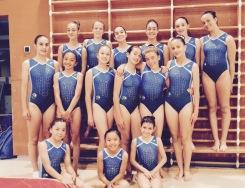 Club Gimnástico Las Rozas 1