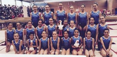 Club Gimnástico Las Rozas 2